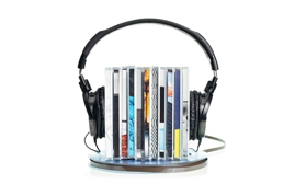 Muzika (instrumentai, kompaktai)