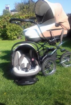 Vaikiškas vežimėlis