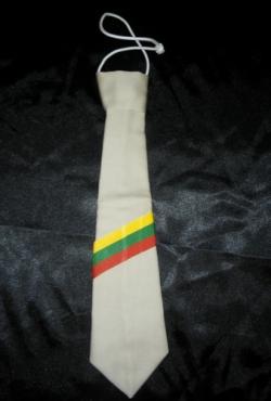 Vaikiskas kaklaraistis ant gumos