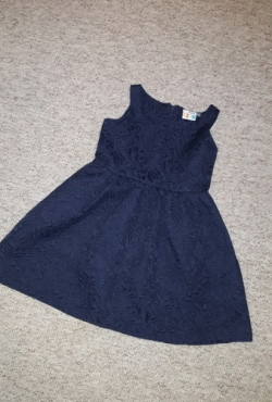 """Seven Lemon"" suknelė/sarafanas 110cm"