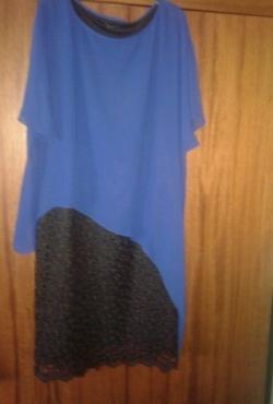 puosni , slepianti pilvuka suknele XL/XXL