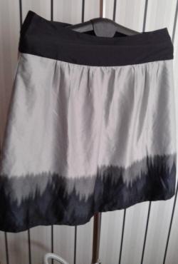 slapio silko sijonas L-XL