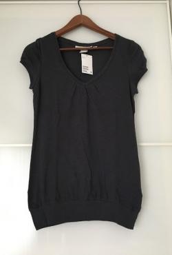 Nauja tamsiai mėlyna maikutė H&M