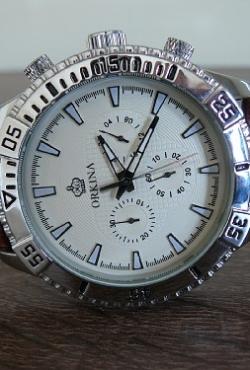 """Naujas laikrodis""""Orkina"""""""