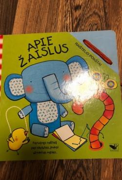 APIE Zaislus