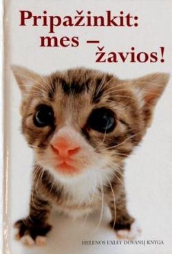 Knyga apie kates