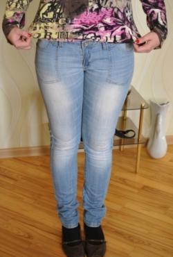 """Džinsai su elastanu """"just jeans"""""""