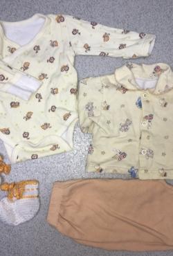 Universalus komplektukas kūdikėliui iki 3 mėn