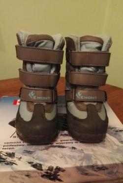 Žieminiai, šilti Vemont firmos batai
