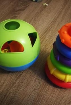 Lavinantys žaisliukai