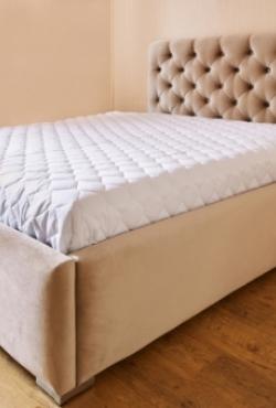 Nauja miegamojo lova. Pagal užsakymą