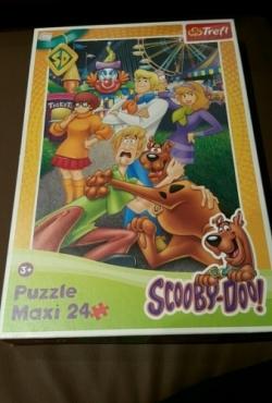 Scooby-Doo delione 24 daliu