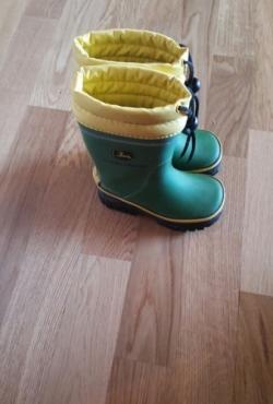 Originalus Johndeere guminiai batai