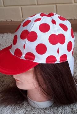 Vaikiska kepure su snapeliu