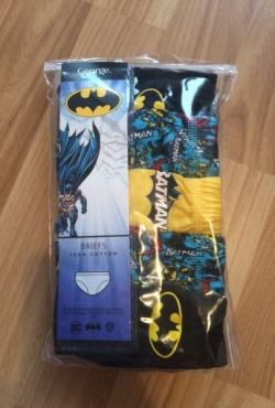 Batman trumpikės