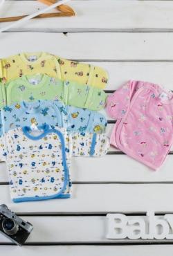 marškinėliai kūdikiams šilti
