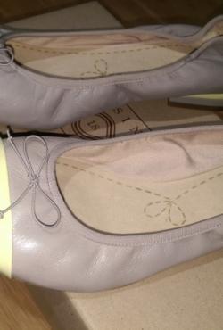 Naujos Clarks firmos balerinos UK 7 dydis
