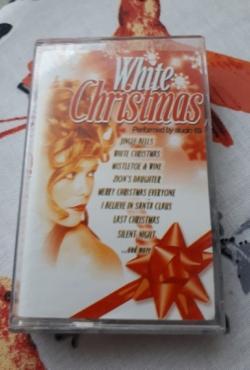 kalėdinė muzika kasetėje