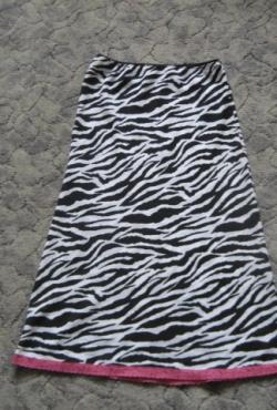 Lengvas vasarinis sijonas