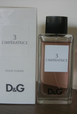 Orig. D&G Anthology L`Imperatrice 3 EDT * 5 ml
