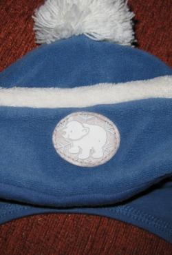 Sterntaler šilta kepurėlė