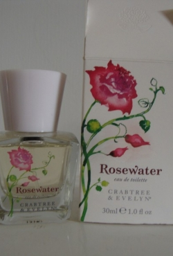 Crabtree&Evelyn Rosewater