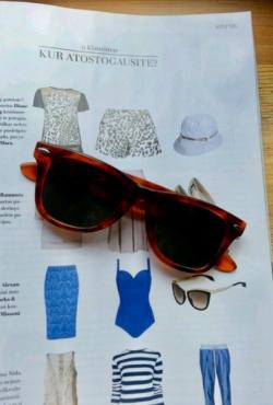 Ray ban tipo akiniai nuo saules