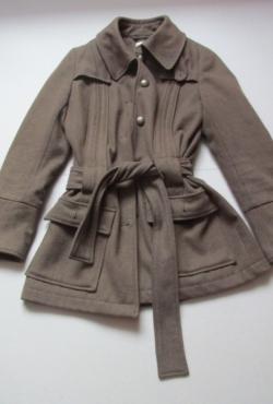 Chaki spalvos paltukas (38/40)