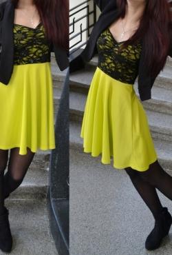 New Look daili suknele