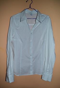 Balti TCM marškinukai