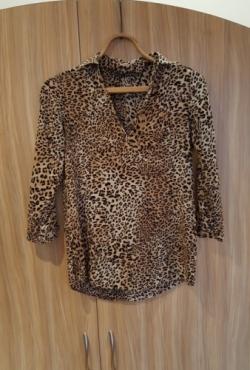 Tigro rašto Zara marškinėliai