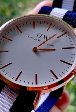 Daniel Wellington laikrodis