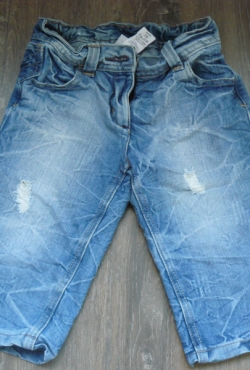 džinsiniai šortai
