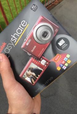 Fotoaparatas Kodak easyshare m522