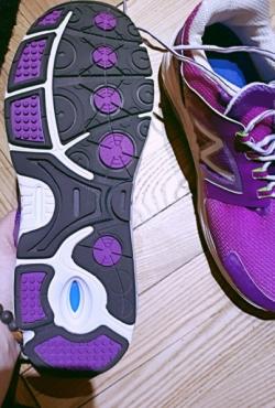 New Balance bėgimo bateliai 43d.