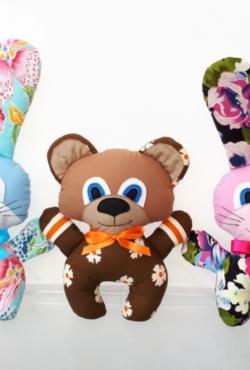 Medvilniniai žaisliukai