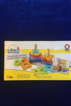 Lavinamasis kūdikių žaislas EDUCO 12+