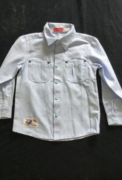 Stilingi, nauji medvilniniai marškinėliai KIKI 116 cm