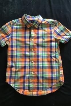 Marškinėliai nauji Polo Ralph Lauren 6 metai